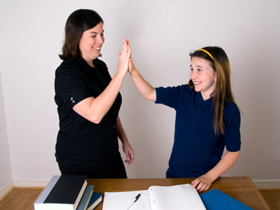 Tutoring helps to make learning fun